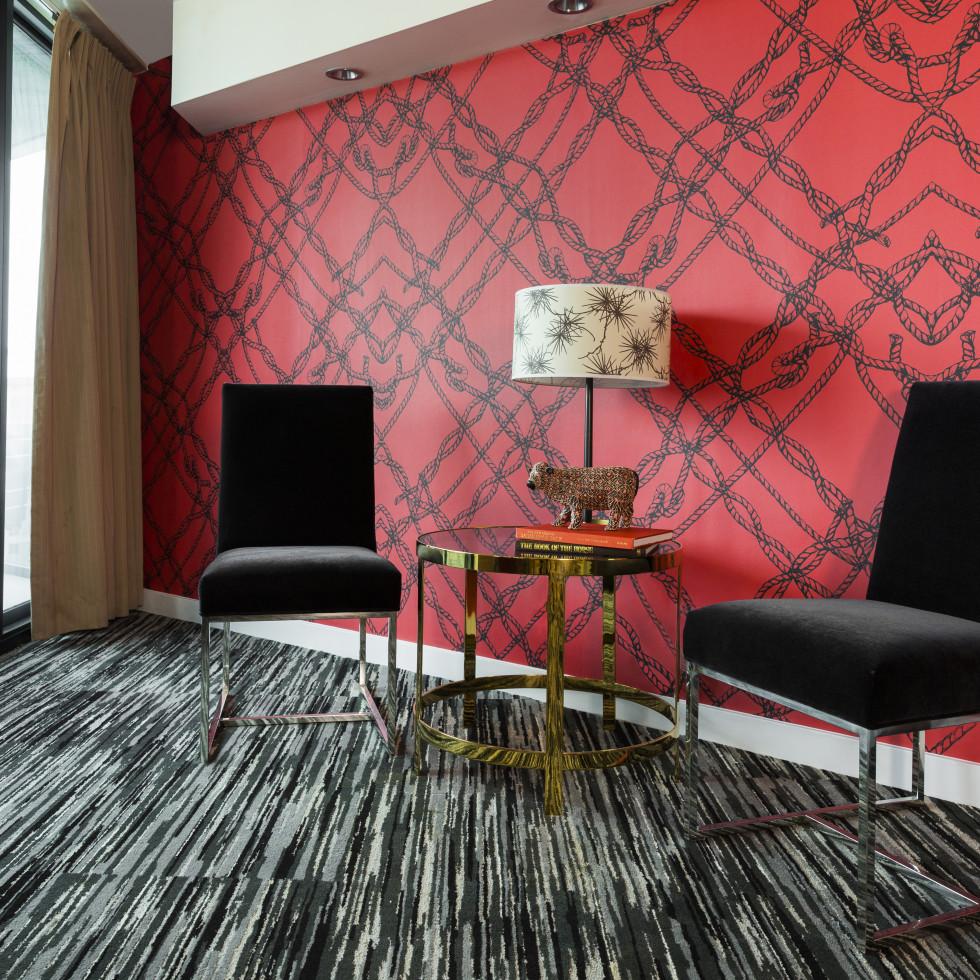 Hotel Derek, Wrangler Suite, April 2016
