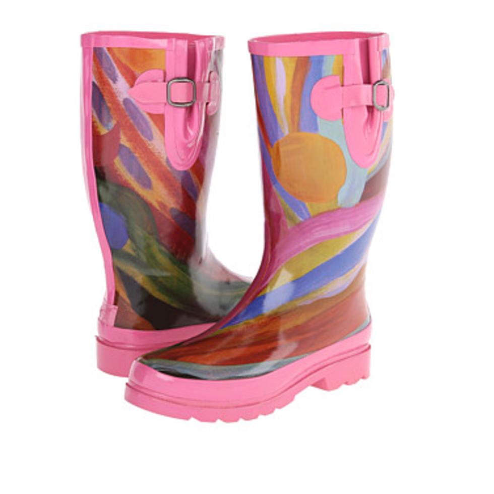Rain boots, M&F Western Rose $45