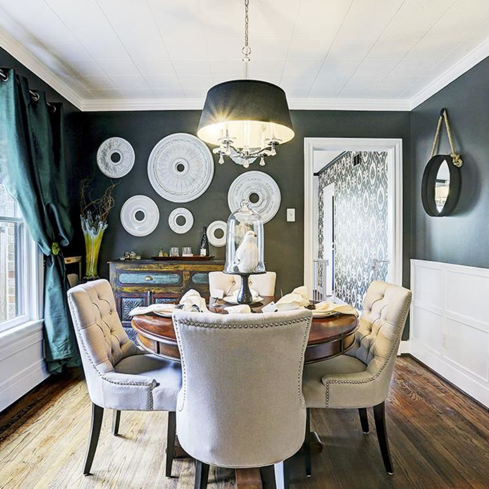 On the Market, 6635 Lindy, April 2016, dining room