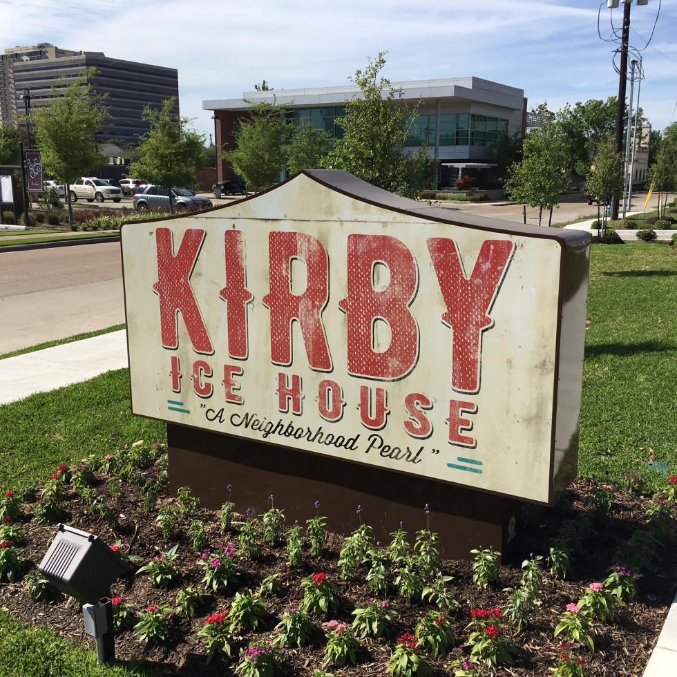 Kirby Ice House