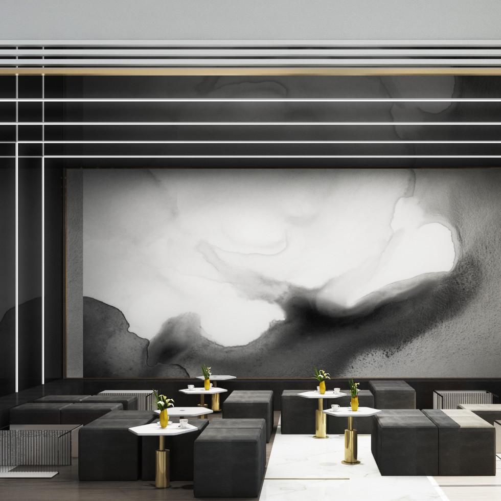 51Fifteen lounge rendering