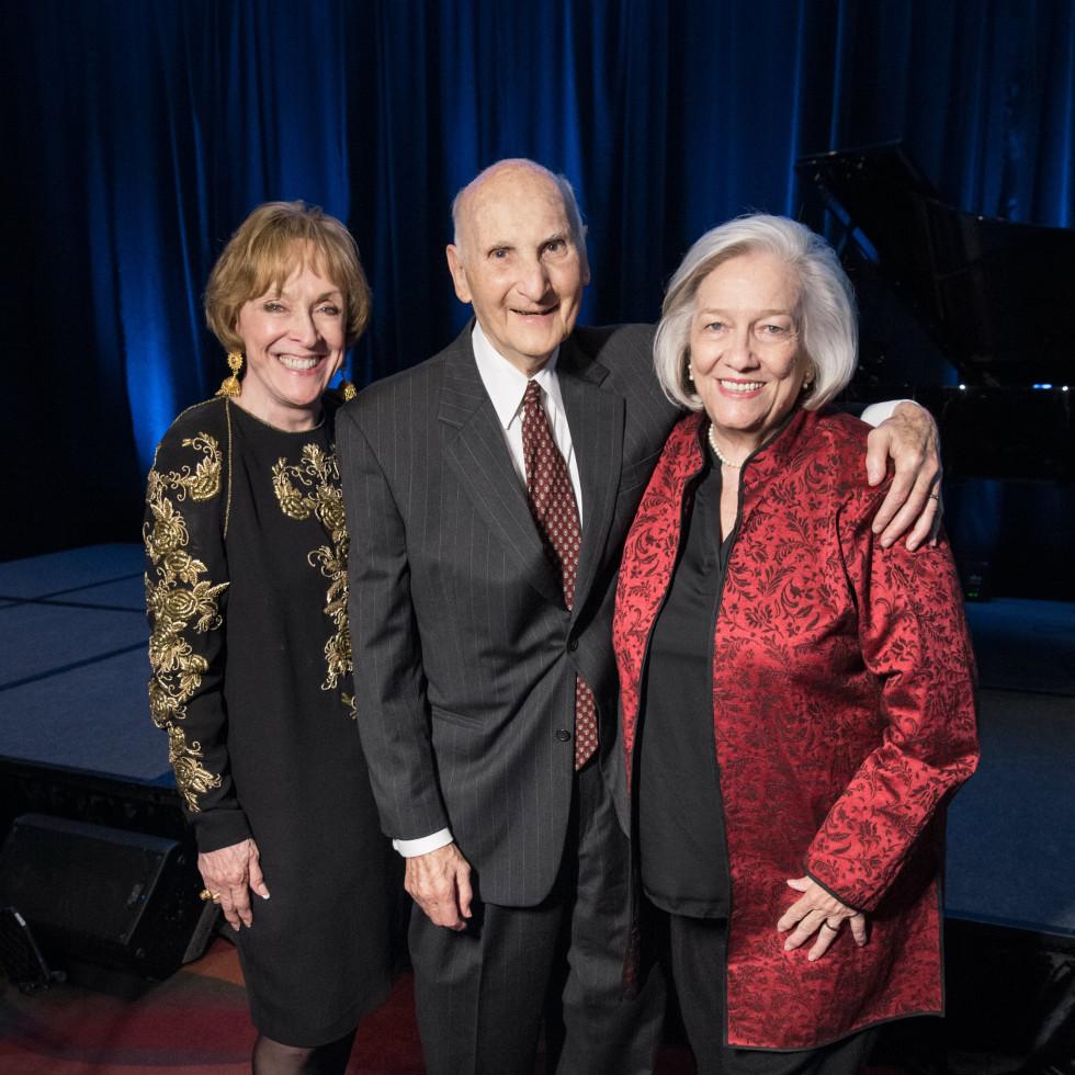 Laree Hulshoff, Robert Miller, Shirley Miller