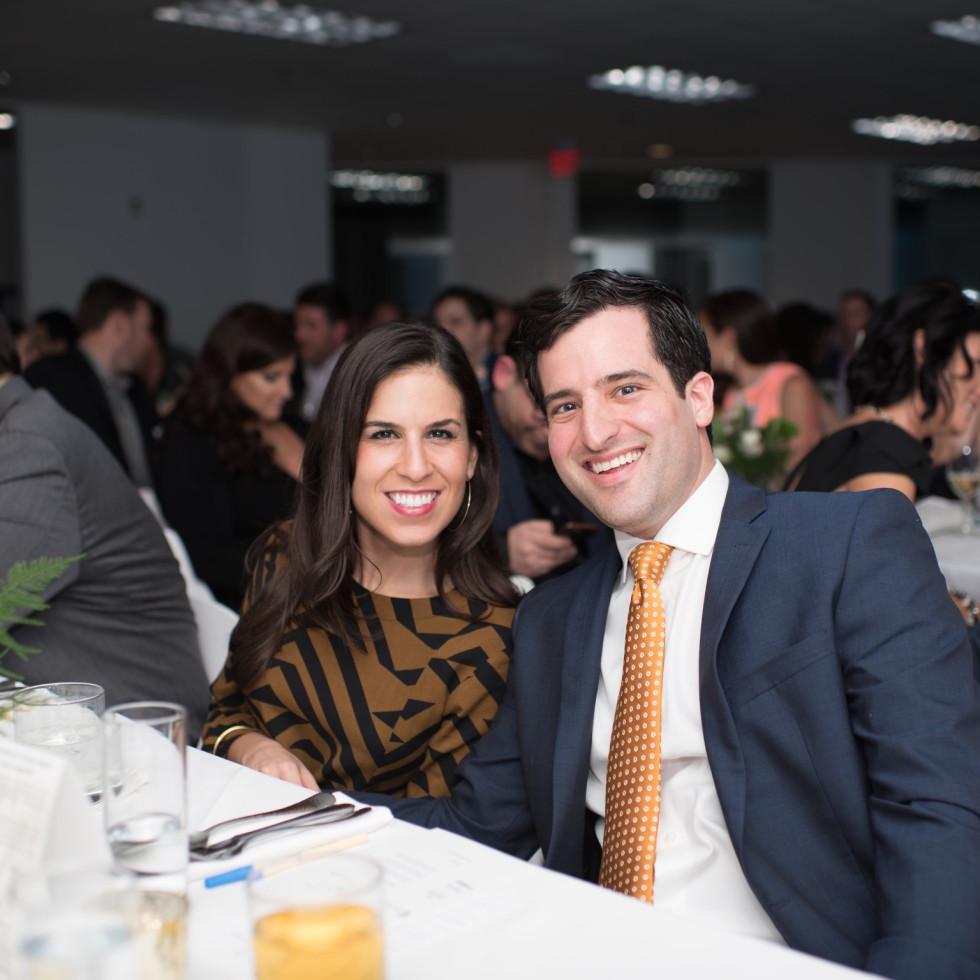 Brittney Seltzer and Jared Dubin