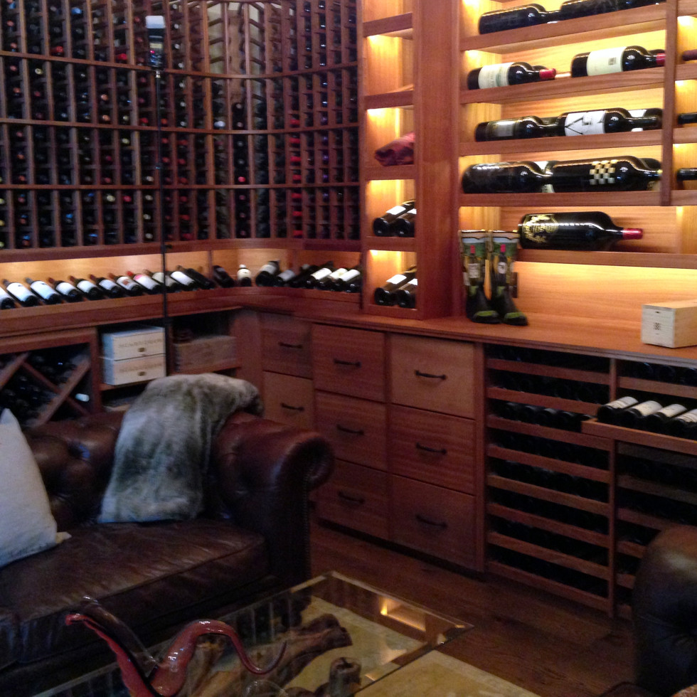 Houston, March 2016, Nos Caves Wine Storage promo story