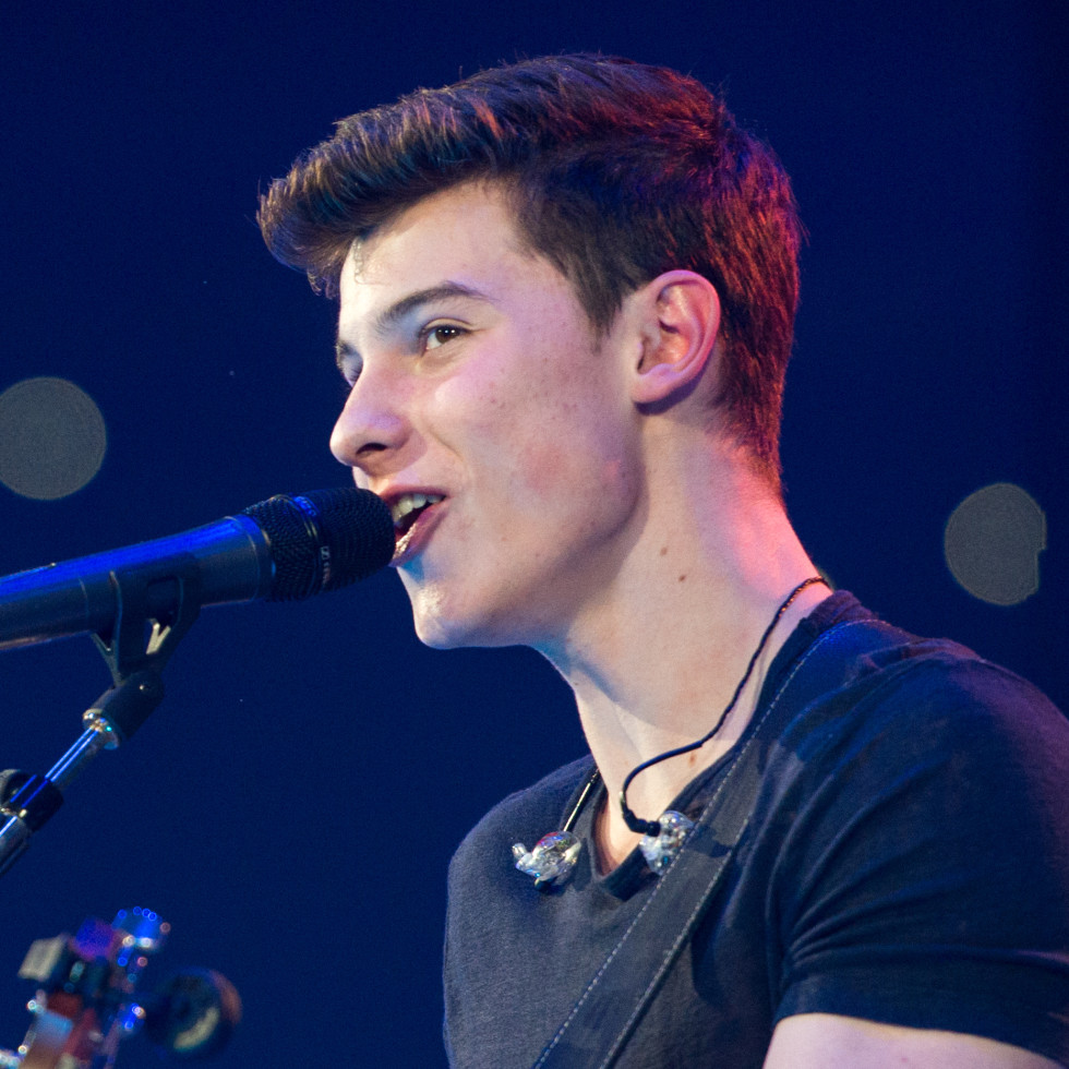 Shawn Mendes at Rodeo