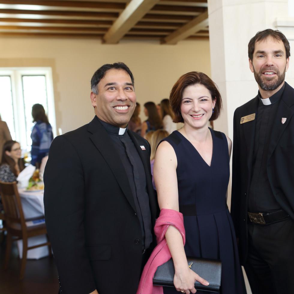 Breakthrough Houston, March 2016, Fr. Kevin Storey_Emily Dalicandro_Fr. Patrick Fulton