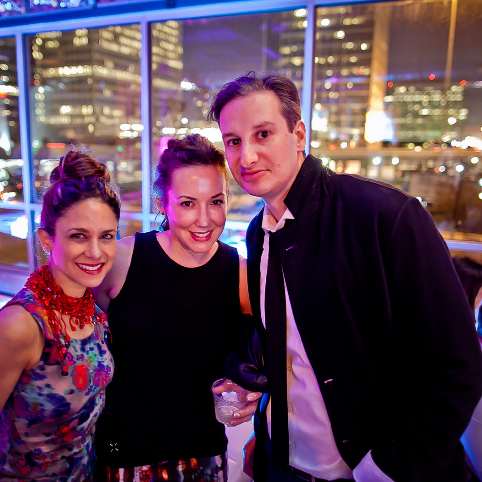 The Paint Ball, Feb. 2016, Karen Farber, Aimee Heimbinder, Mike Umansky