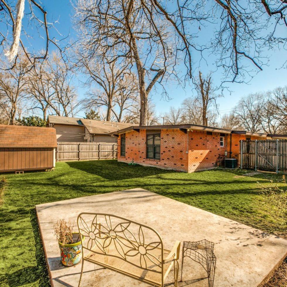 Dallas, home for sale, 936 peavy road