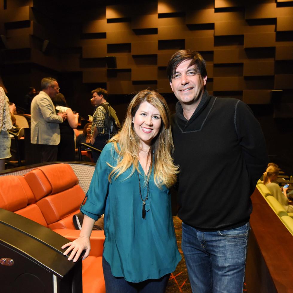 Heart of Fashion at the movies, Feb. 2016, Holly Crawford, Stuart Rosenberg