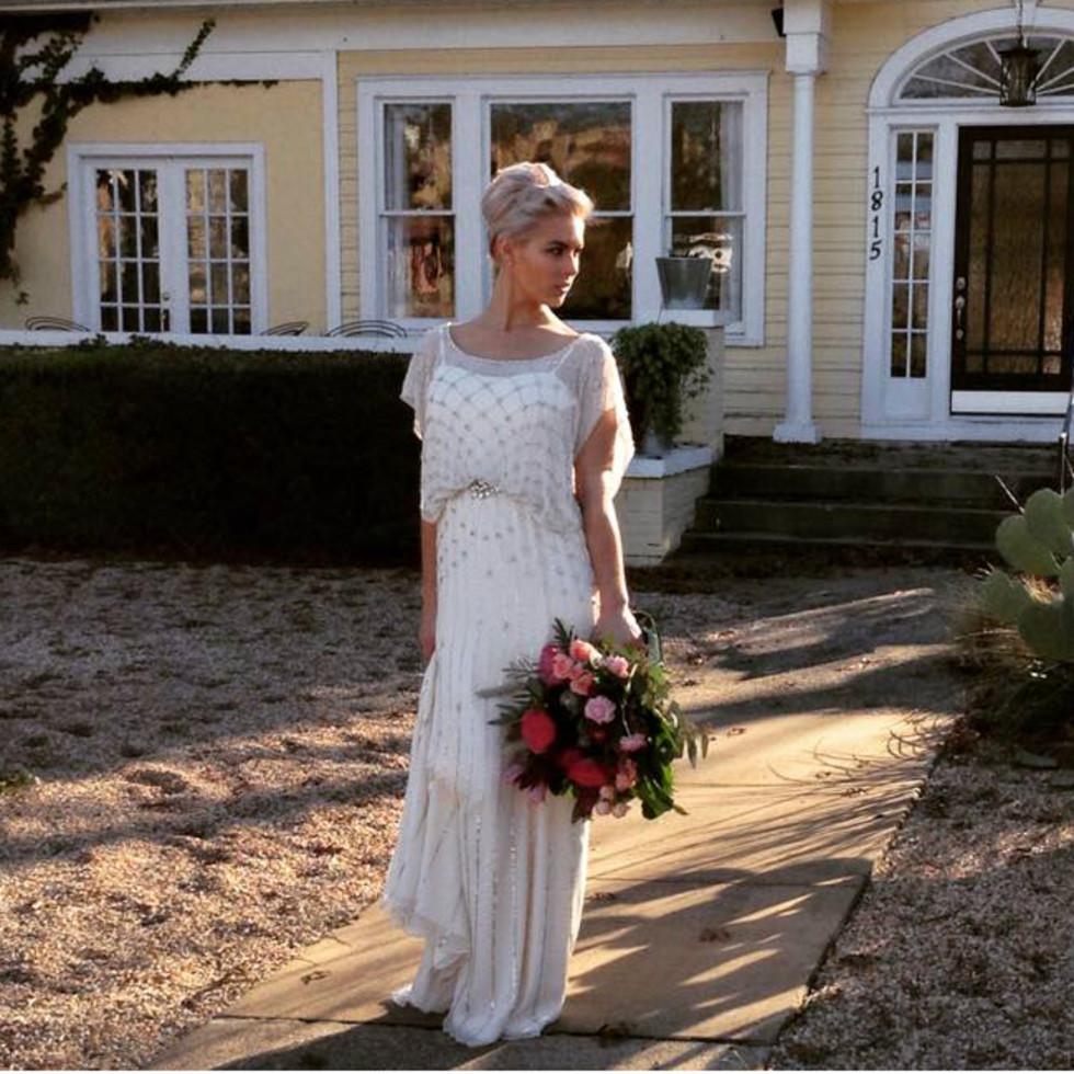 Blush Bridal Lounge Jenny Packham Austin