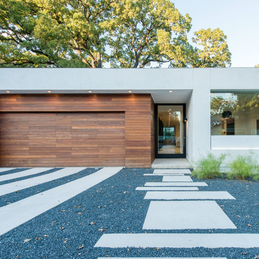 2708 Townes Lane home for sale Austin exterior