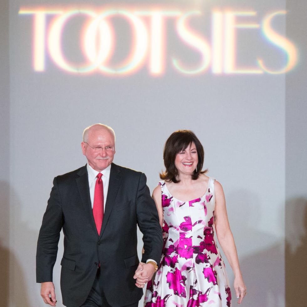 Tootsies Love's In Fashion, Feb. 2016, Michael Francisco, Ellie Francisco