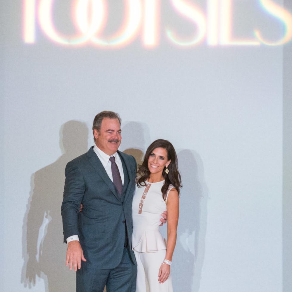 Tootsies Love's In Fashion, Feb. 2016, Cal McNair, Hannah McNair