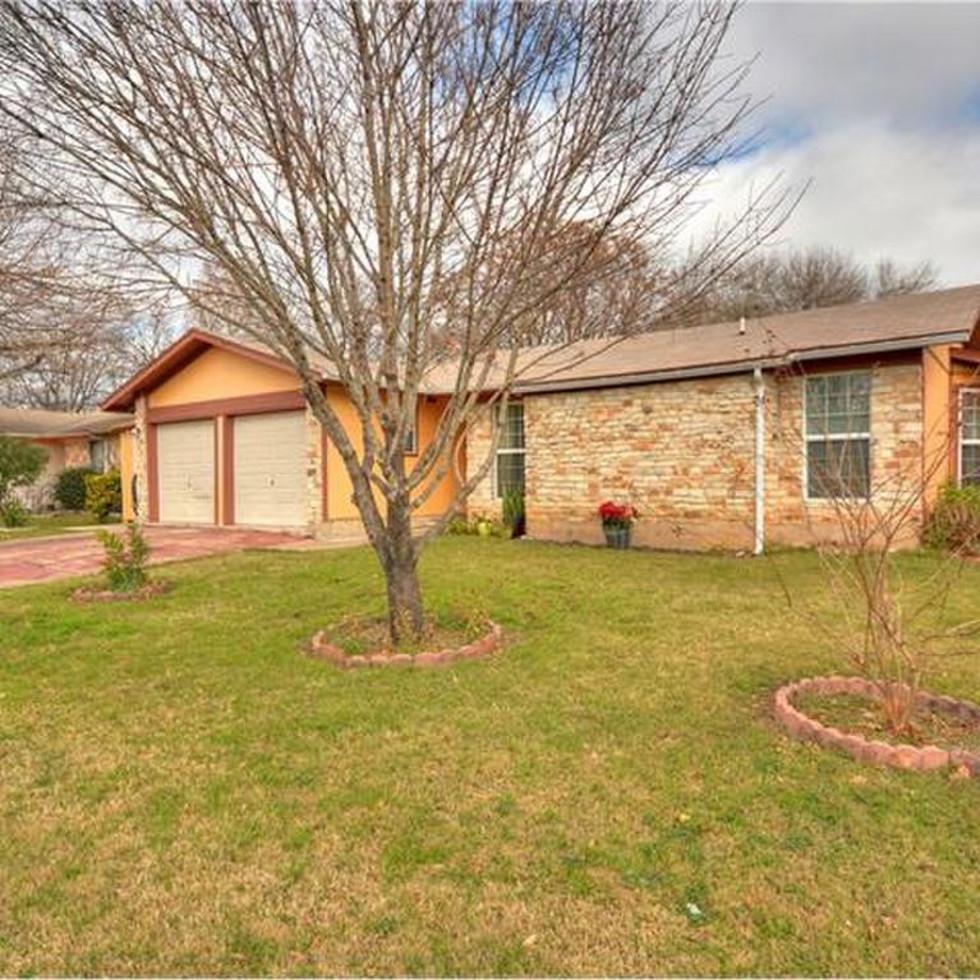 Austin house home 5765 Palo Blanco Lane 78744 February 2016 front