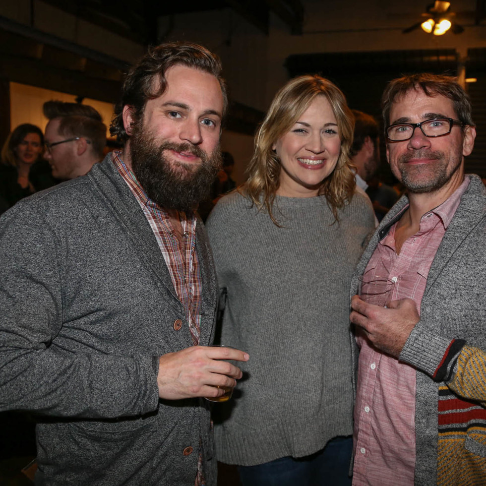 School of Bourbon February 2016 Scott Worley Kalinda Howe Brian McFarland
