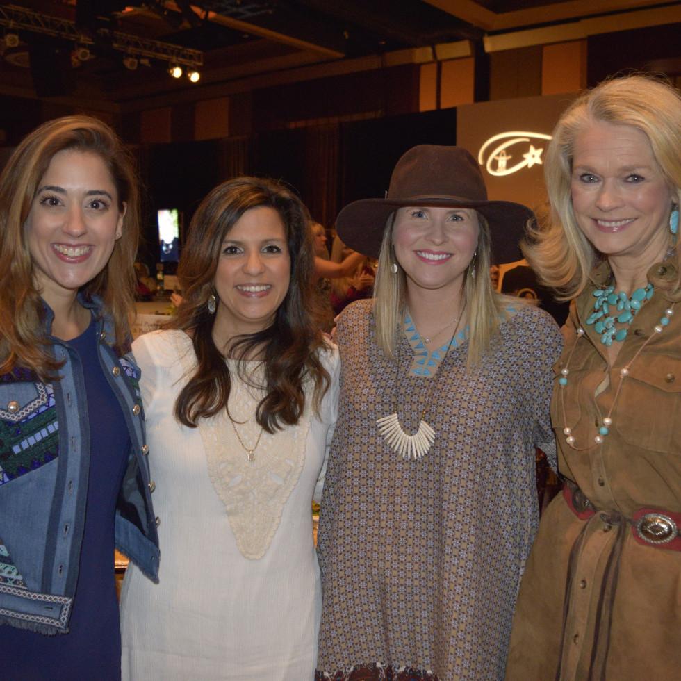 Trailblazer Awards, Feb. 2016, Kristina Somerville, Sandra Burkhalter, Kelly Hornberger, Susan Spalding