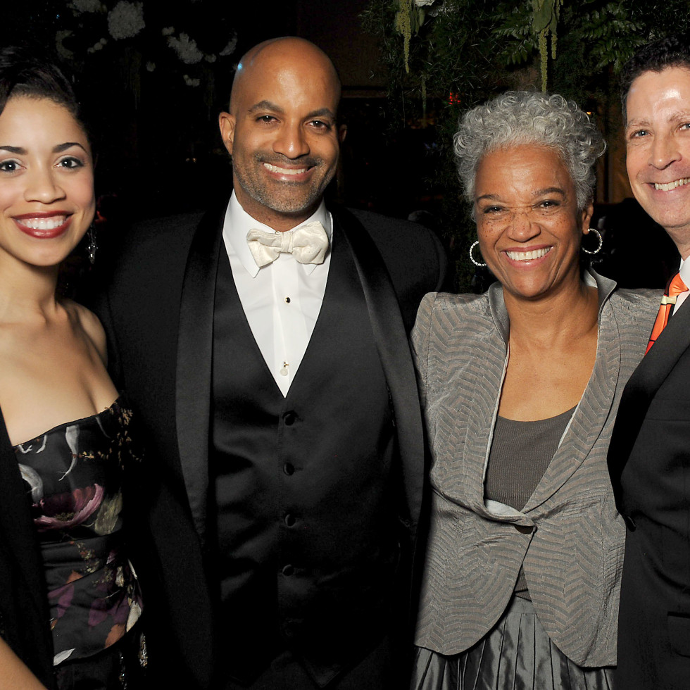 Discovery Green, Gala on the Green, Feb. 2016, Amanda Edwards, Breaux Williams, Jackie Martin, Barry Mandel