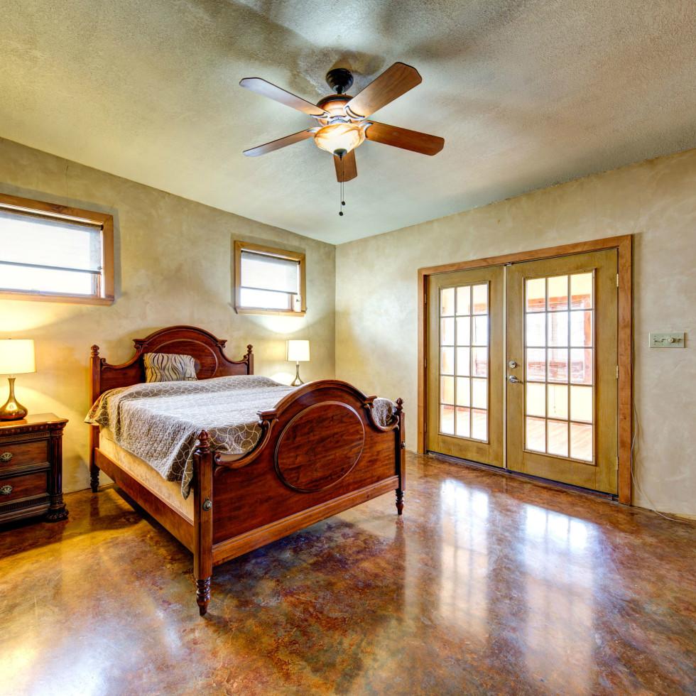 Austin home house 2105 E 9th St 78702 January 2016 bedroom