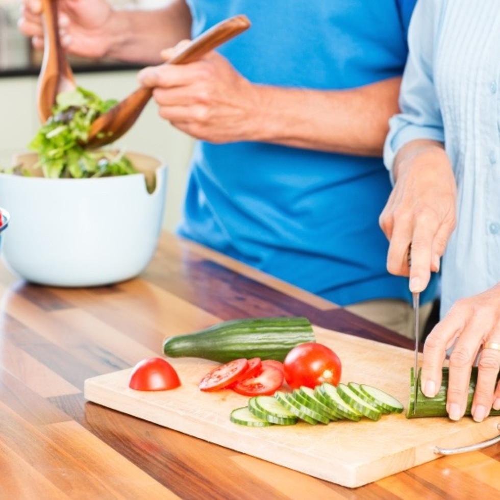 Hotze Weight Loss salad