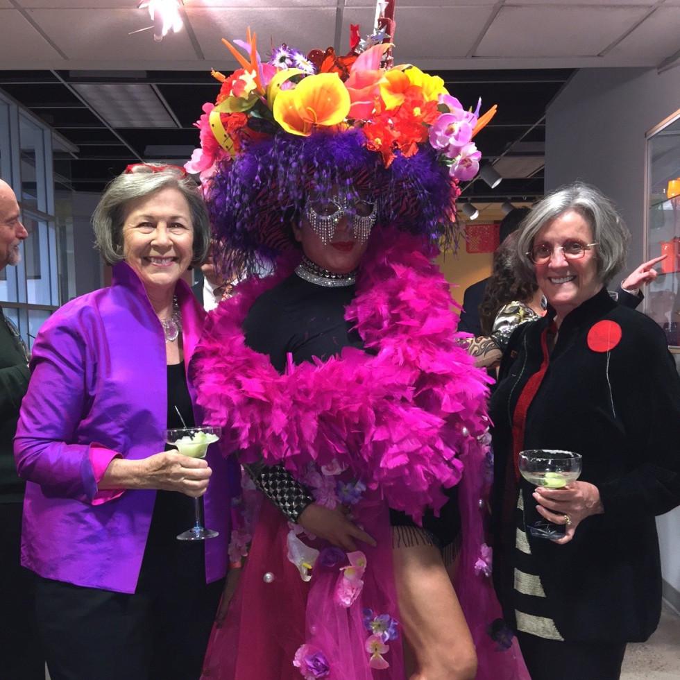 Center for Contemporary Craft, Margarita Madness, Jan. 2016, Kathryn Rabinow, J. Michael Solis, Sarah Morgan