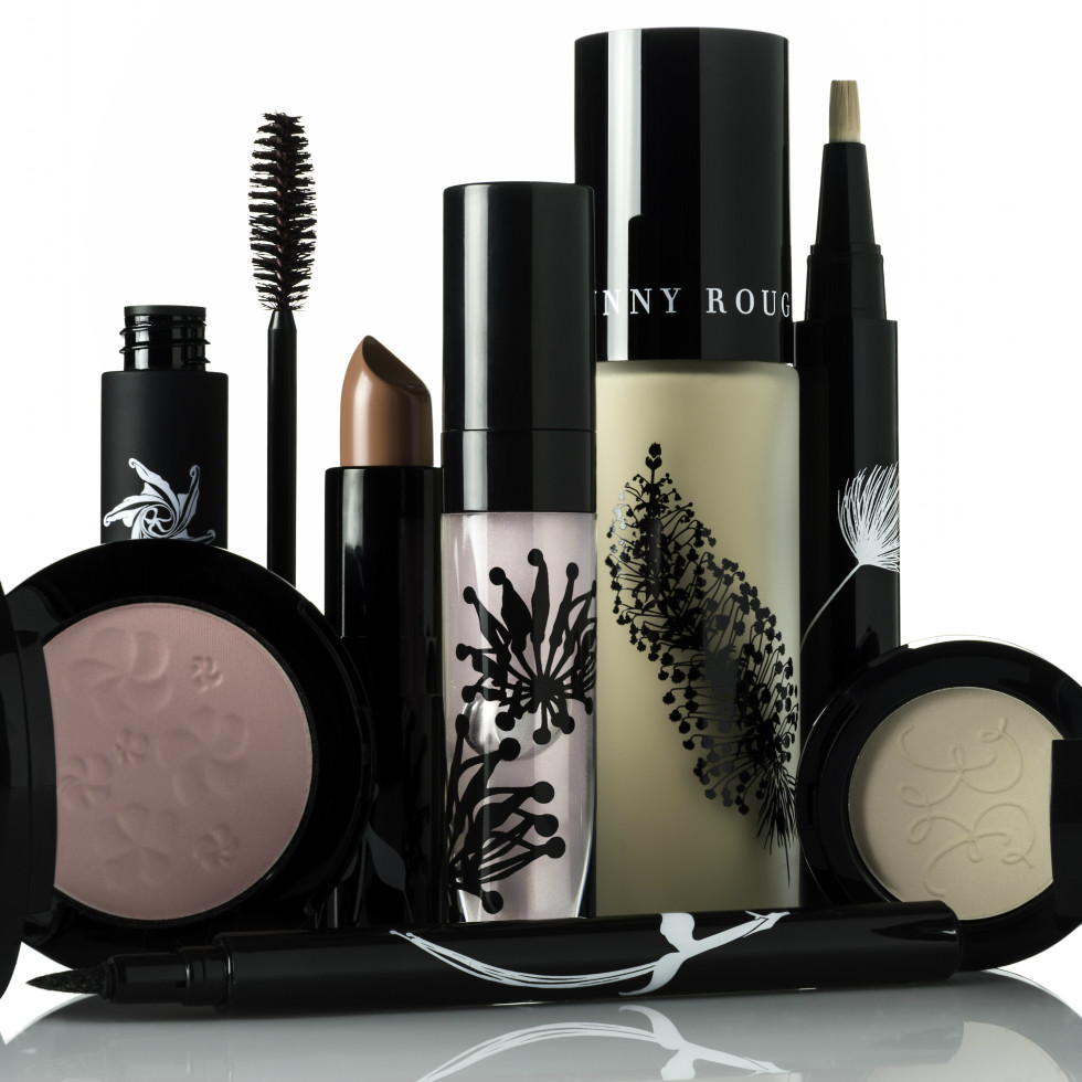Rouge Bunny Rouge makeup