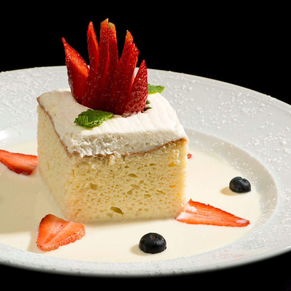Rudy & Paco's tres leches