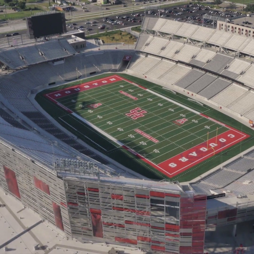 University of Houston TDECU Stadium