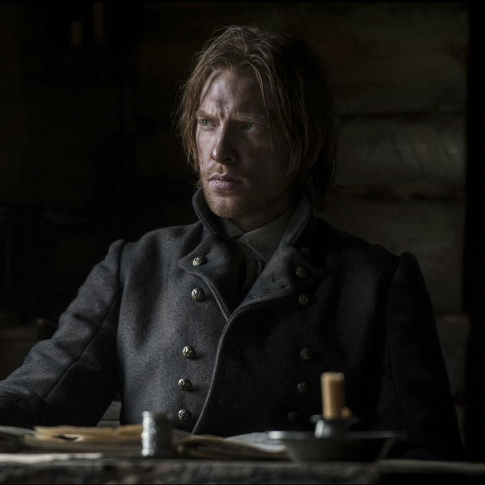Domhnall Gleeson in The Revenant