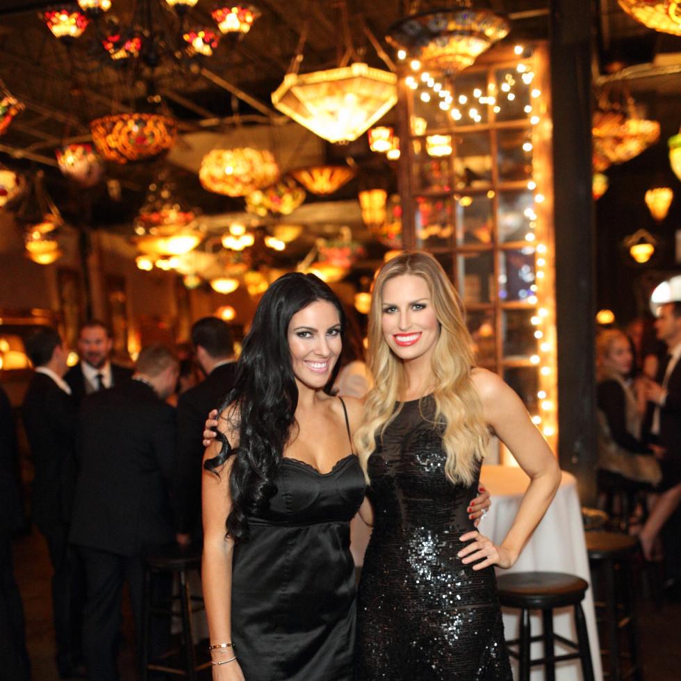News, Homemade Hope party, Dec. 2015, Janessa Young, Blair Bentley