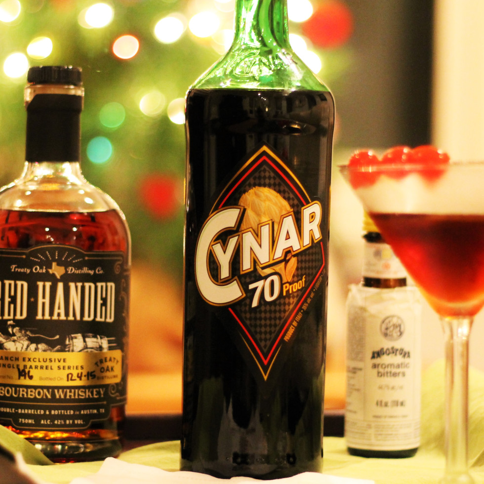 Cynar Manhattan
