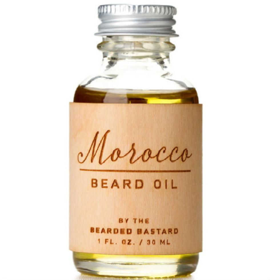 Moroccan Beard Oil The Bearded Bastard