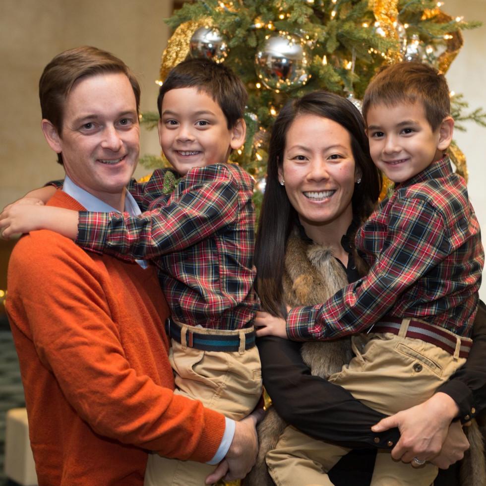 News, Houston Ballet Kingdom of Sweets , Dec. 2015, John, Fisher, Ting, Jack Bresnahan