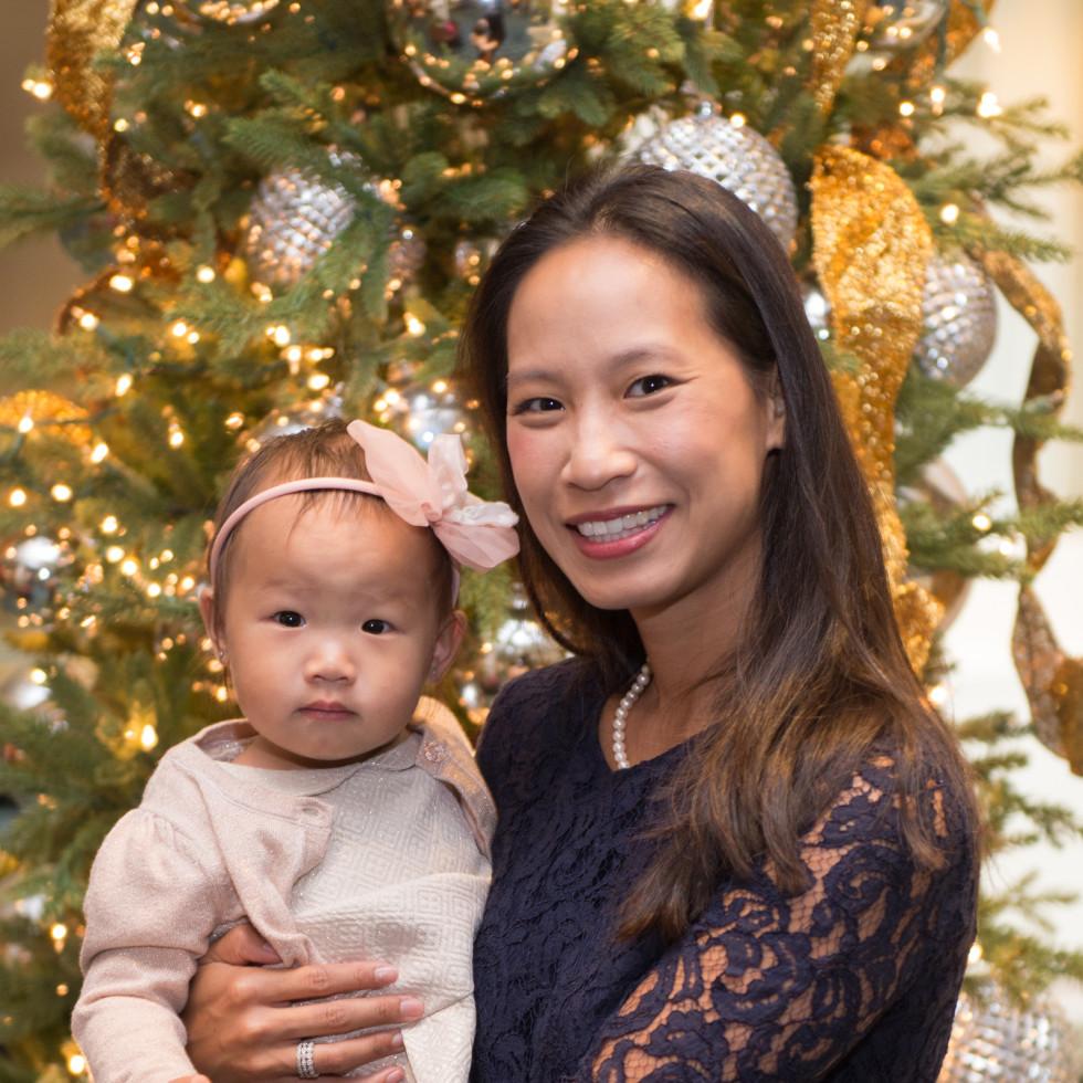 News, Houston Ballet Kingdom of Sweets , Dec. 2015, Sloane Tsai, Janae Tsai