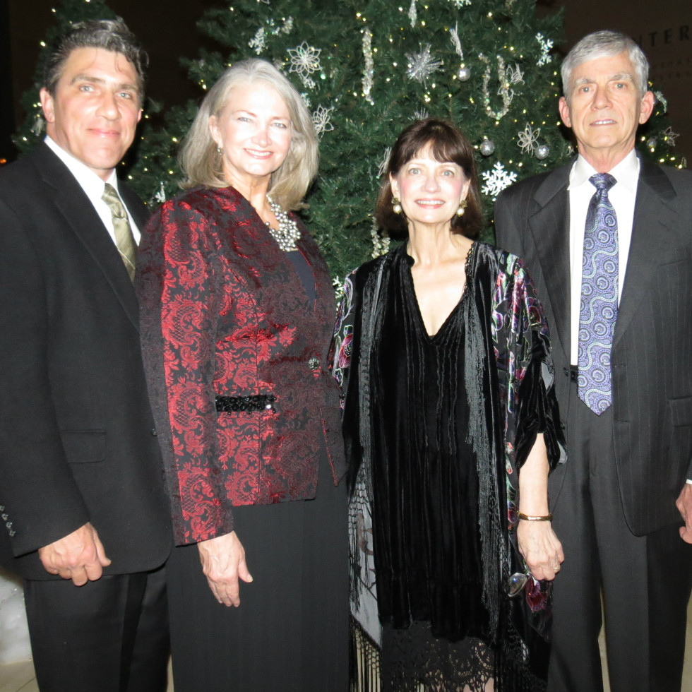 Paul Labadie, Nancy Labadie, Anne Blomeyer, Bob Blomeyer