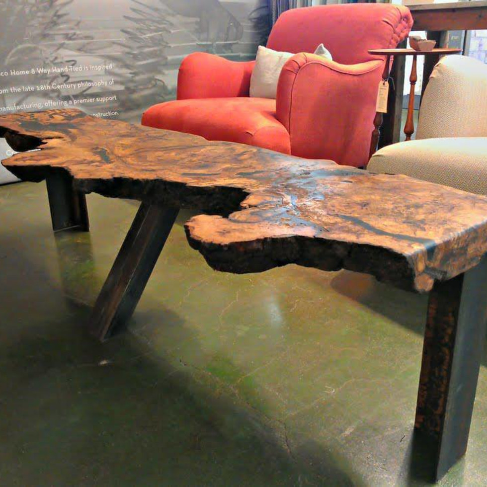 ReCoop Designs salvaged wood furniture