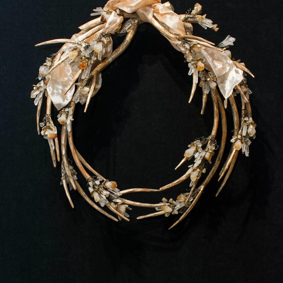 Allan Knight Showroom wreath