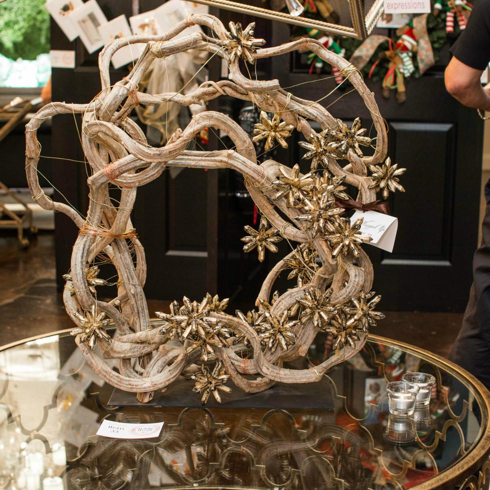 Forty Five Ten wreath
