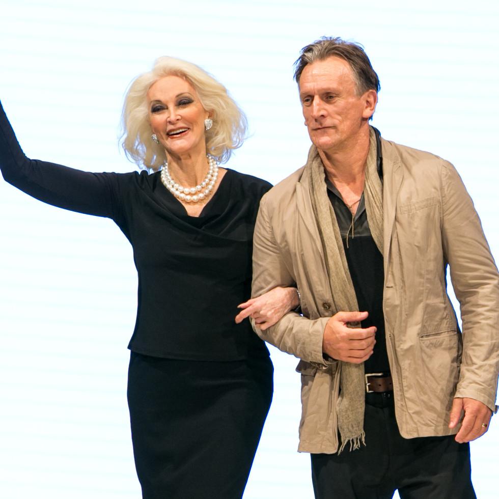 Heart of Fashion Carmen Dell'Orifice Peter Cohen