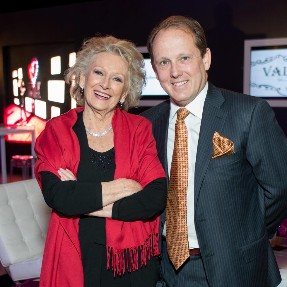 Giorgia Valobra, Franco Valobra at Heart of Fashion