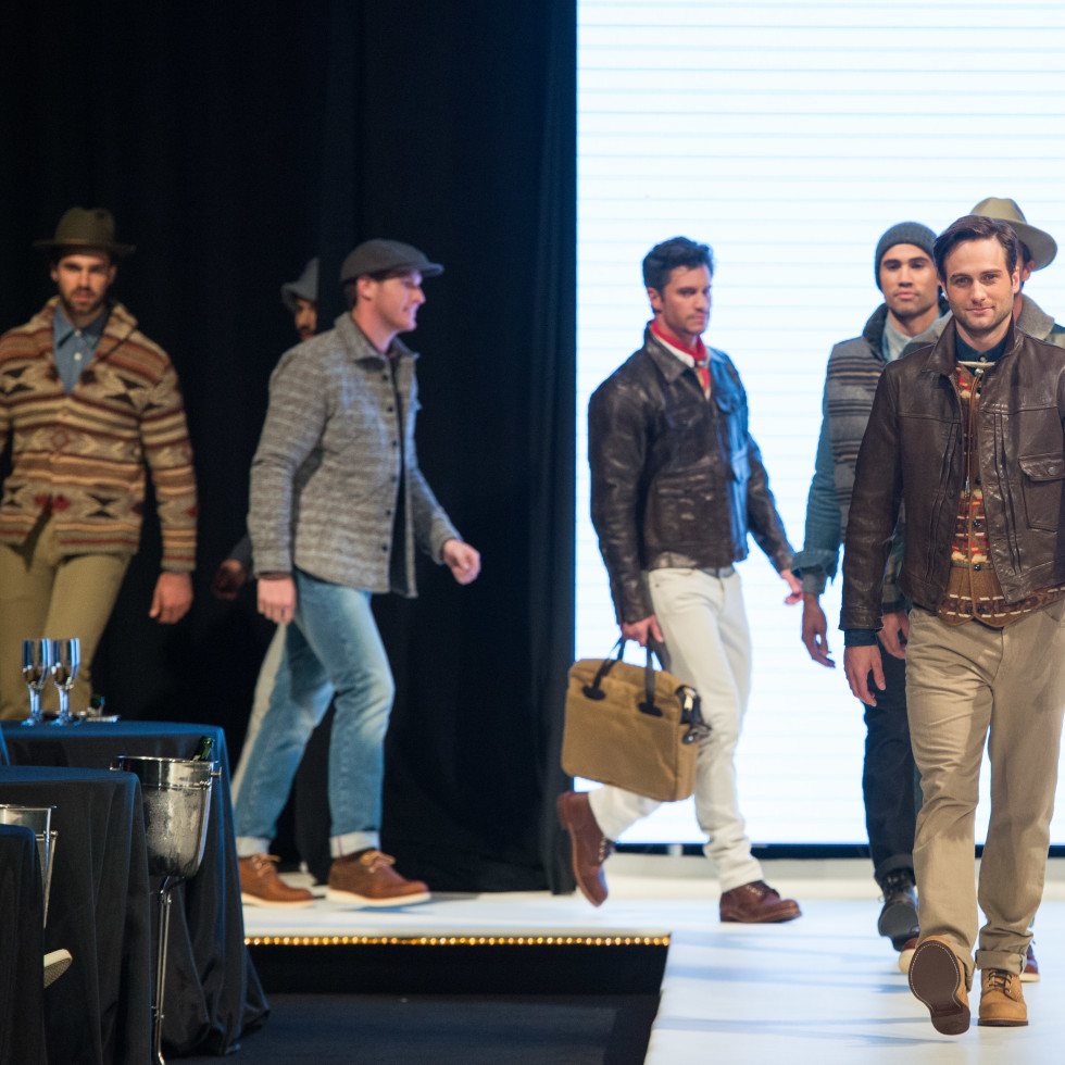 Heart of Fashion Stag Provisions Menswear
