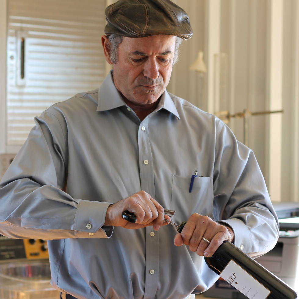 Llano Estacado Winery exec winemaker Greg Bruni