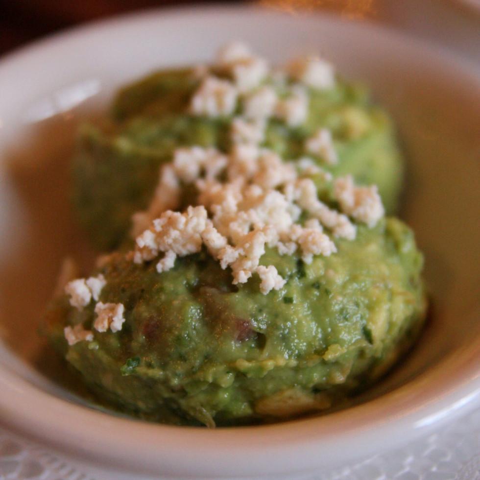 Hugo's guacamole