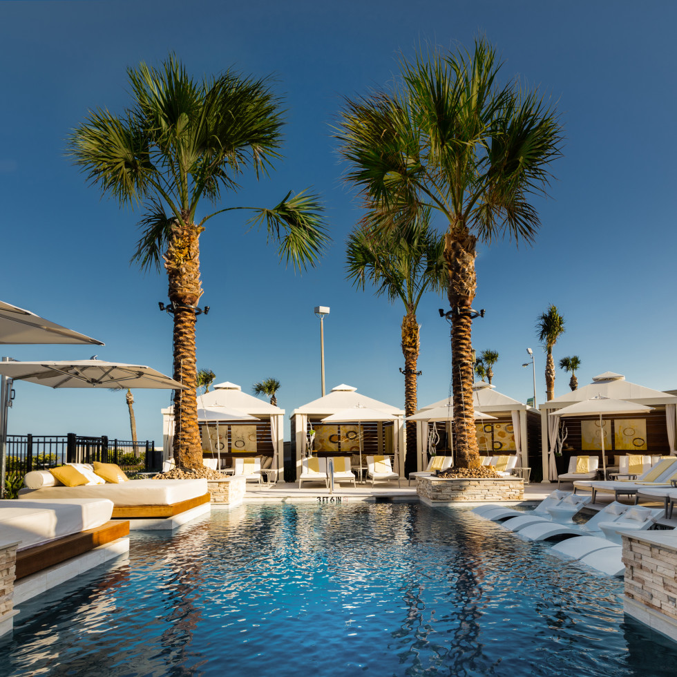 The Villas at San Luis pool