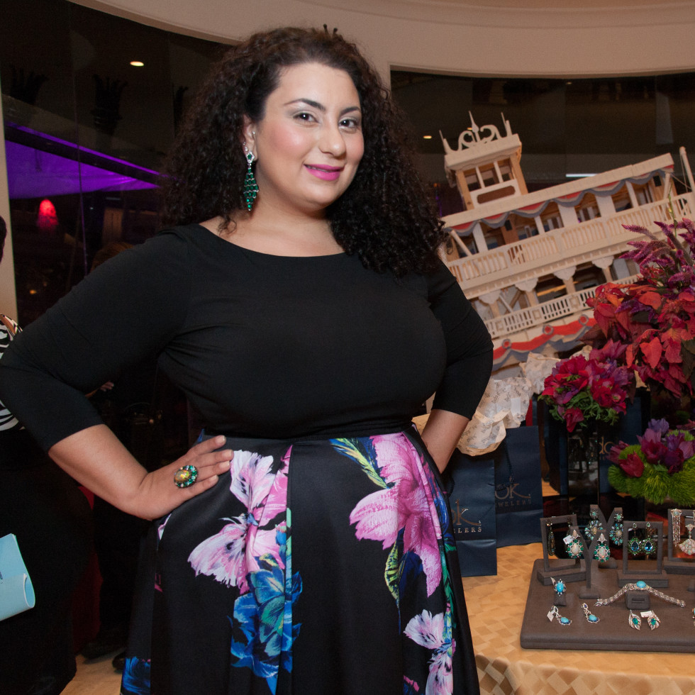 News, Shelby, CAMH Another Great Night, Nov. 2015, Callye Peyrovi (Sutra Jewels)
