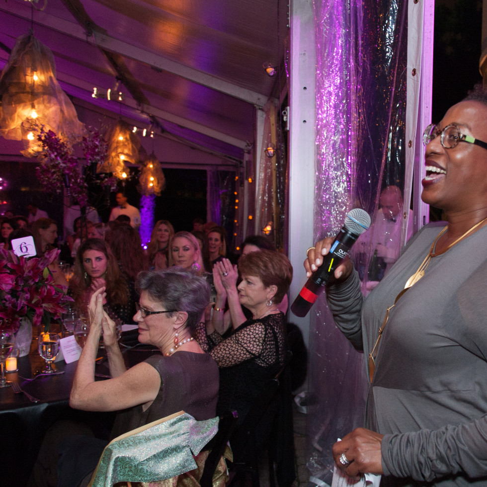 News, Shelby, CAMH Another Great Night, Nov. 2015, Valerie Cassell Oliver