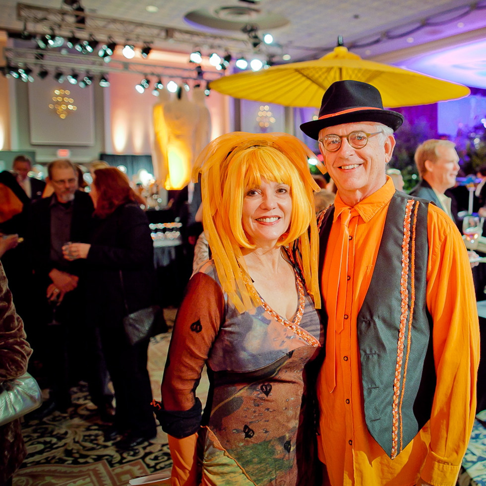 Orange Show Gala Dixie Friend Gay, Rich Latimer