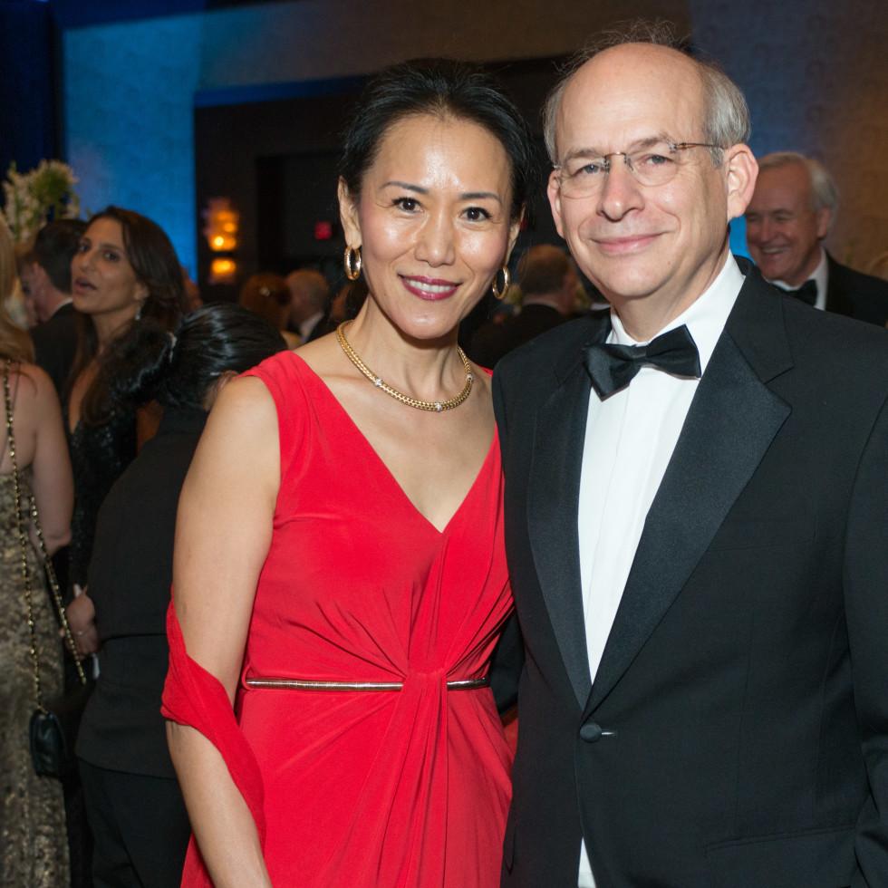 News, Shelby, UNICEF gala, Nov. 2015,  Y. Ping Sun, David Leebron