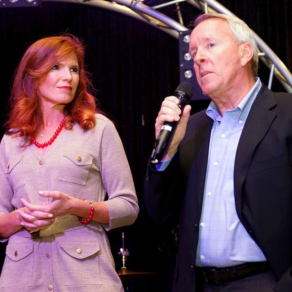 K9s4COPS Gala Marissa Randazo and Phil Houston