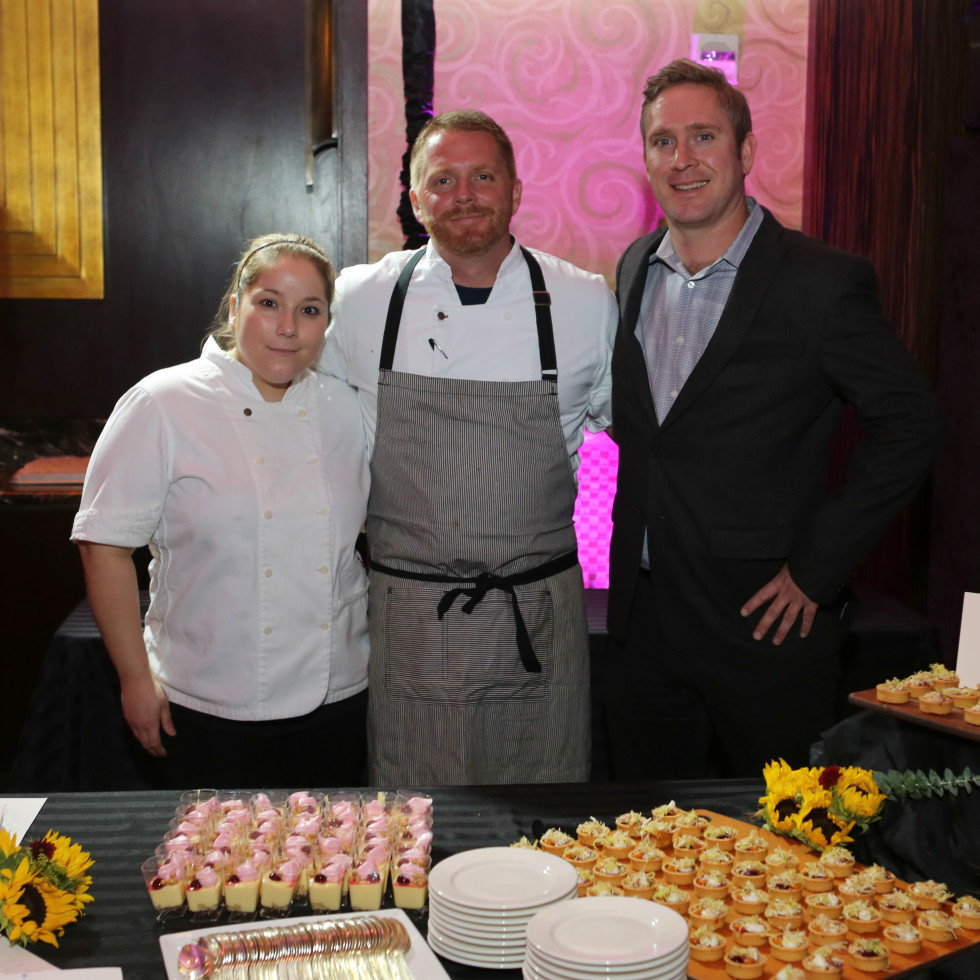 News, Shelby, March of Dimes Signature chefs, Nov. 2015, Chef Ryan Hildebrand