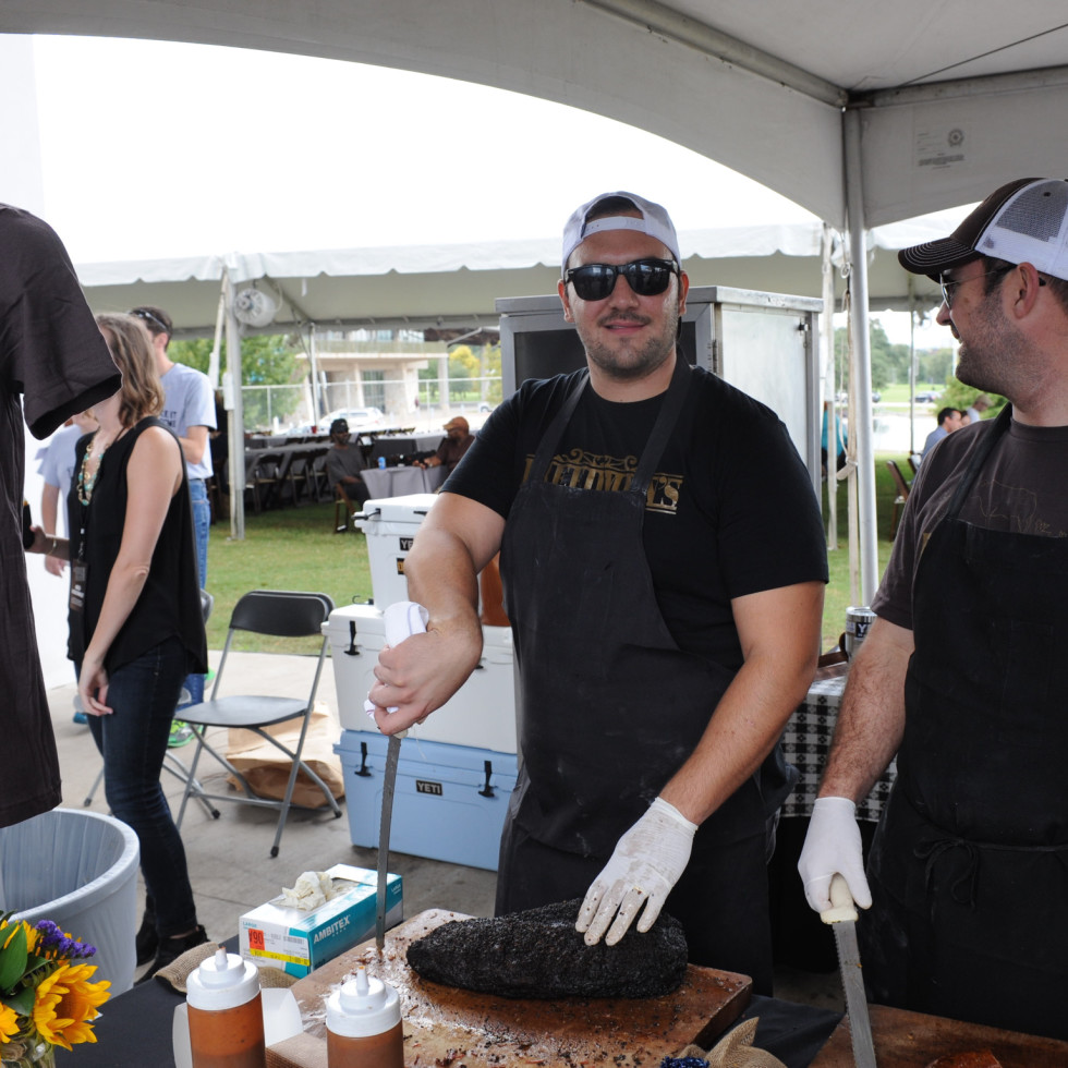 Texas Monthly BBQ Fest 2015 Freedmen's